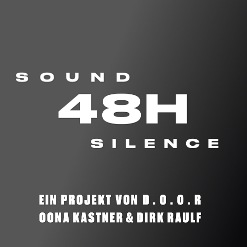 Klanginstallation sound 48 silence